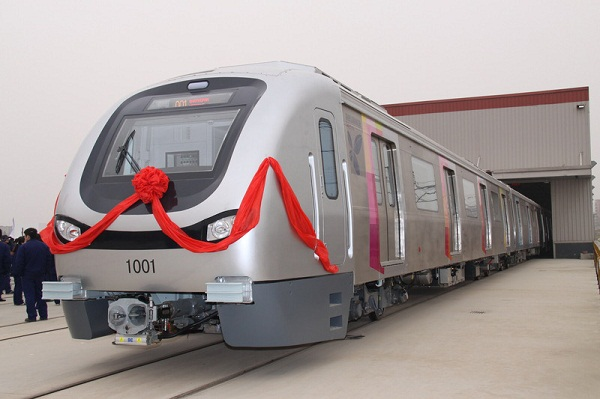 Mumbai-Metro-Train
